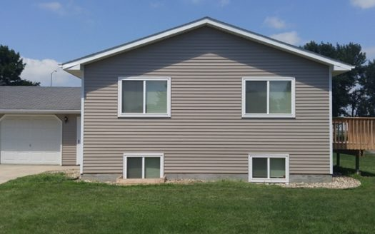 513 E 1st Duplex for Rent in Volga, SD -
