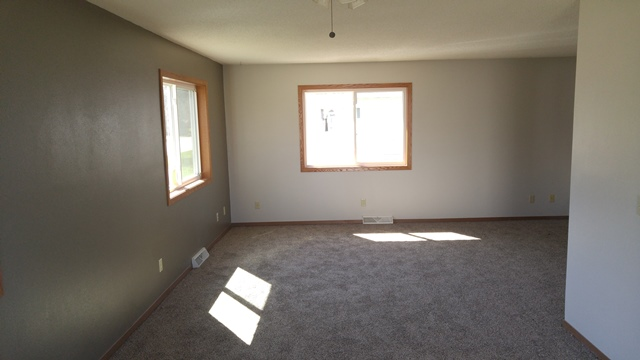 513 E 1st Duplex for Rent in Volga, SD - Upstairs Living Room