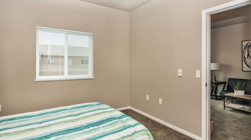 Edgerton Place Apartments in Mitchell, SD - Phase II Bedroom Window