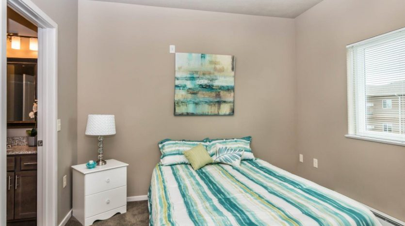 Edgerton Place Apartments in Mitchell, SD - Phase II Bedroom