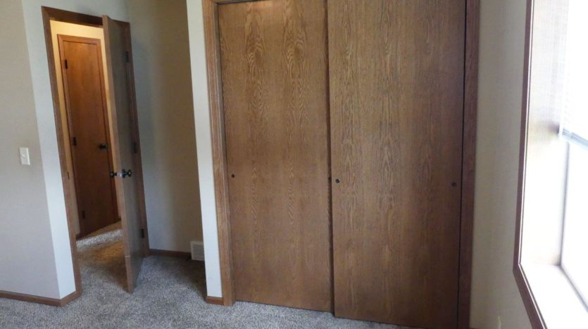 114 Brody Ave in Volga, SD - 1st Bedroom Closet (Upstairs)