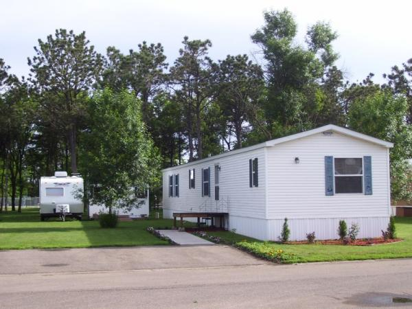 Sand Creek Mobile Home Park In Volga SD