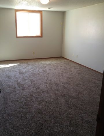 513 E 1st Duplex for Rent in Volga, SD - Downstairs Bedroom