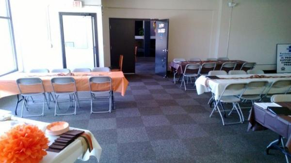 Downtown Lofts Meeting Space in Brookings, SD - Large Space