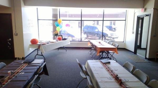 Downtown Lofts Meeting Space in Brookings, SD