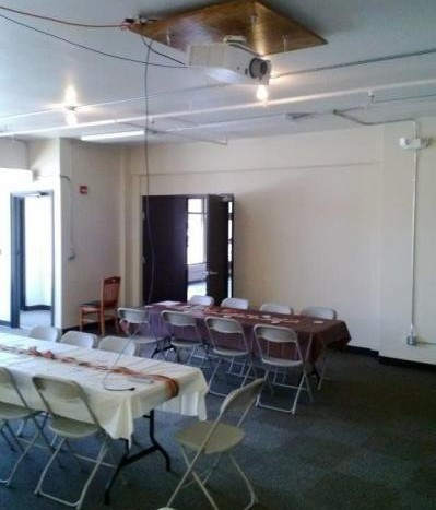 Downtown Lofts Meeting Space in Brookings, SD - Holds up to 50 People