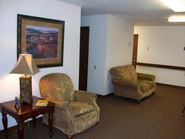 Friendship Circle Apartments in Milbank, SD - Community Room