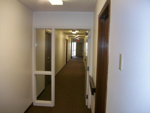 Friendship Circle Apartments in Milbank, SD - Hallway