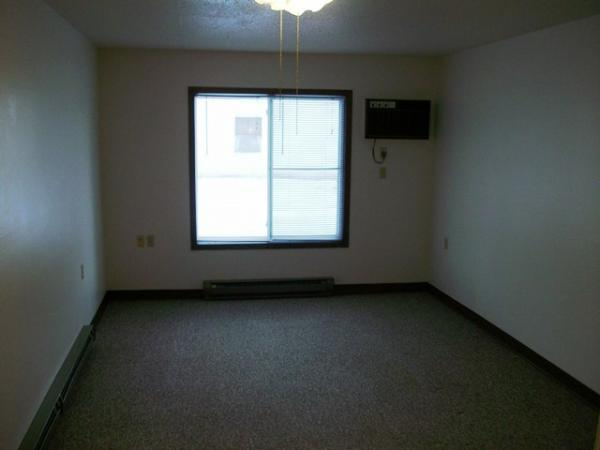 Friendship Circle Apartments in Milbank, SD - Living Room