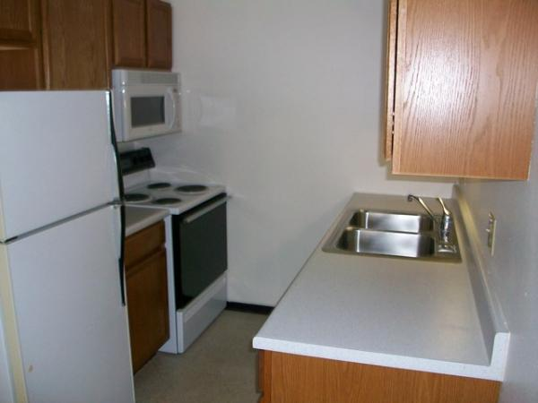 Friendship Circle Apartments in Milbank, SD - Kitchen