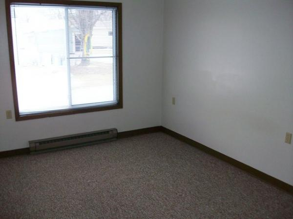 Friendship Circle Apartments in Milbank, SD - Bedroom