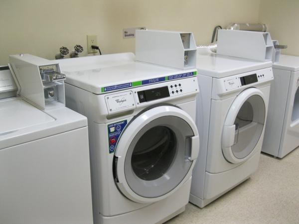 Friendship Circle Apartments in Milbank, SD - Laundry