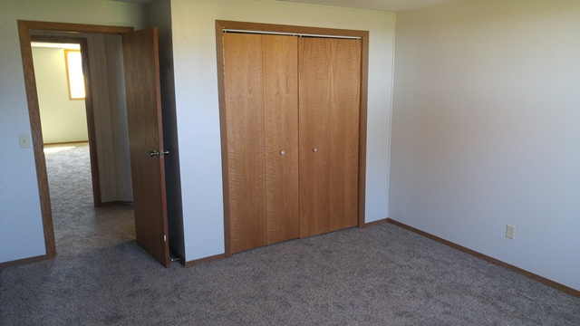 513 E 1st Duplex for Rent in Volga, SD - Downstairs Bedroom 2
