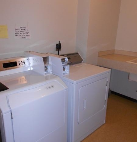 Downtown Manor Apartments in Webster, SD - Laundry