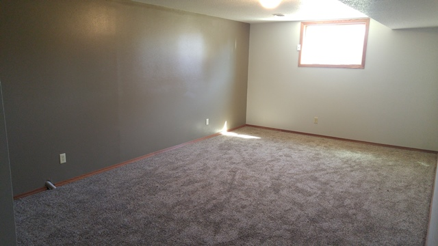 513 E 1st Duplex for Rent in Volga, SD - Downstairs Family Room