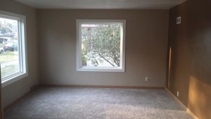 629 Campanile Ave in Brookings, SD - Living Room View