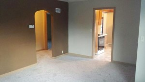 629 Campanile Ave in Brookings, SD - View to Kitchen and Hall