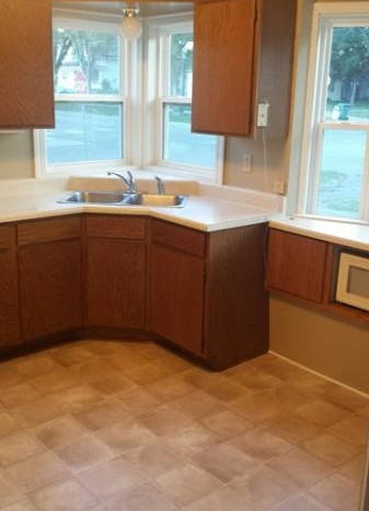 629 Campanile Ave in Brookings, SD - Kitchen Sink