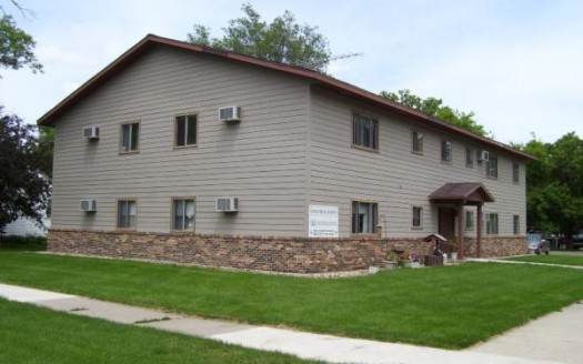 Garfield Square Apartments in Volga, SD - Building Exterior
