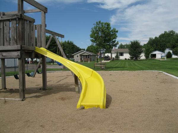 Three Oaks Townhomes in Brookings, SD - Playground