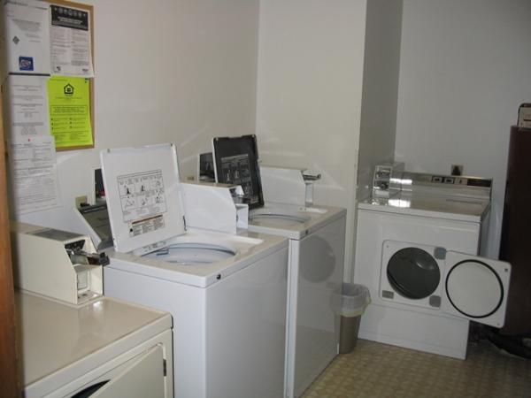 Canyon Ridge Apartments in Garretson, SD - Laundry