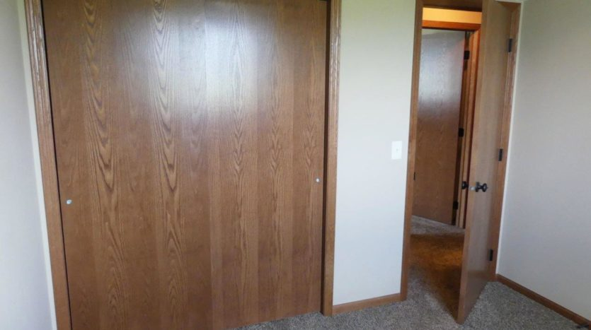 114 Brody Ave in Volga, SD - 4th Bedroom Closet (Downstairs)