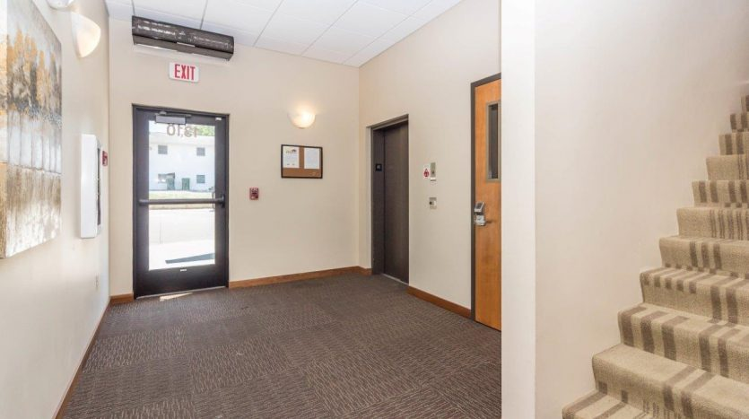 6th Street Centre Apartments in Brookings, SD - Tenant Entry