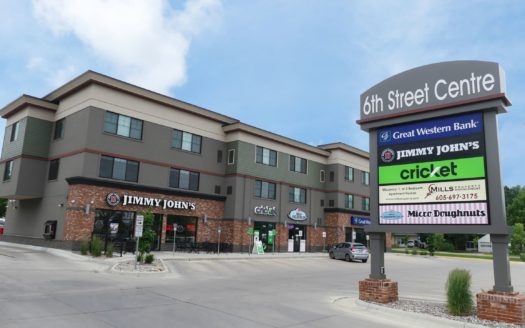 6th Street Centre Apartments in Brookings, SD - Building Exterior