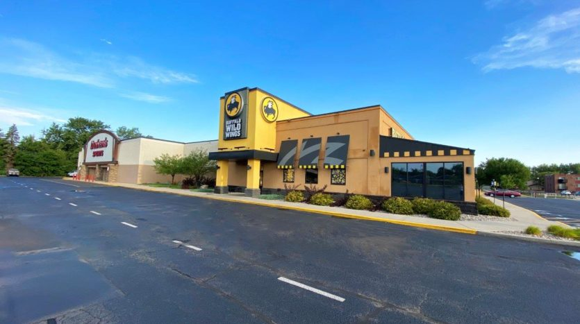 Village Square Mall in Brookings, SD - Buffalo Wild Wings and Dunham's