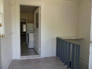 1211 4th Street in Brookings, SD - Back Door Mud Room