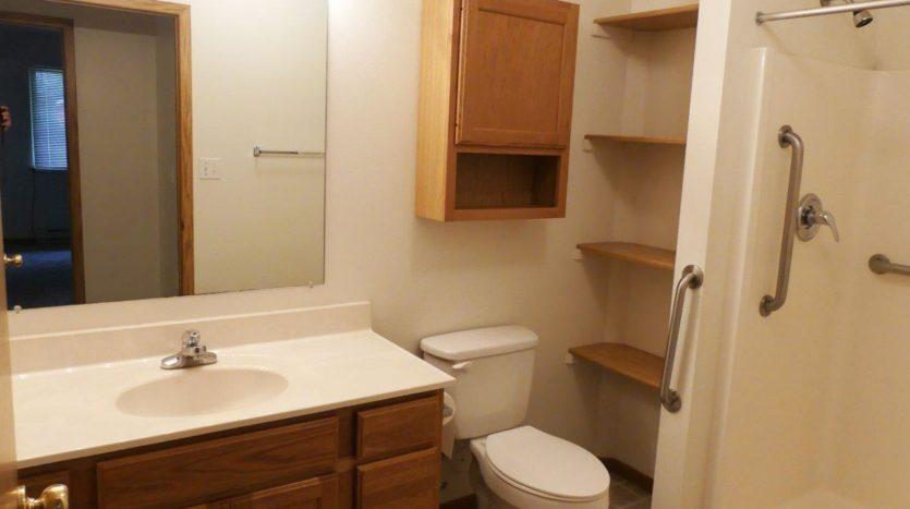 Sand Creek Apartments in Volga, SD - Bathroom