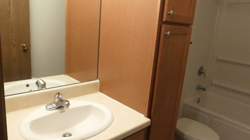 Pheasant Valley Courtyard Townhomes in Milbank, SD - Bathroom