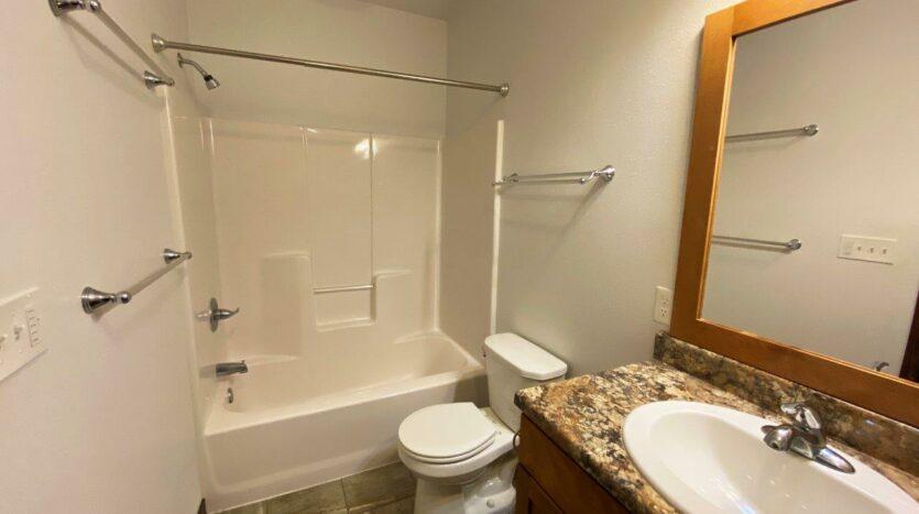 Downtown Lofts in Brookings, SD - Bathroom