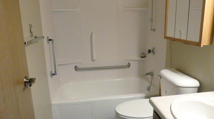 Friendship Village Apartments in Dell Rapids, SD - Bathroom