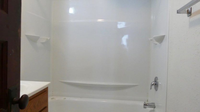 1211 4th Street in Brookings, SD - Bathtub and Shower