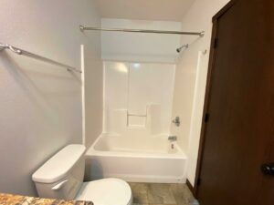 Downtown Lofts in Brookings, SD - 1 Bed Apartment Bathroom