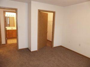 Sand Creek Apartments in Volga, SD - 2nd Bedroom Closet
