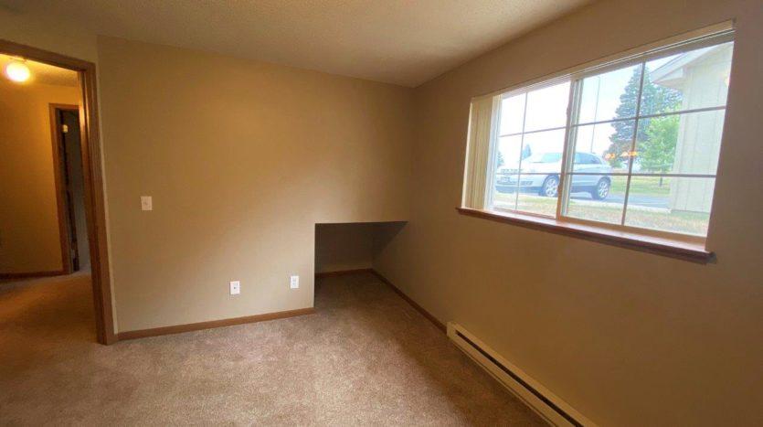 Springwood Townhomes in Watertown, SD - Bedroom 1 Bonus Storage