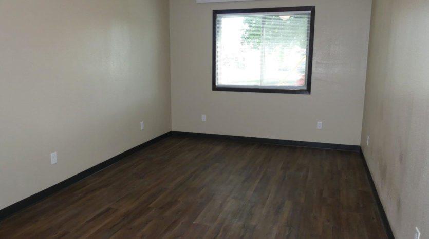 Lakota Village Townhomes in Brookings, SD - Bedroom (1 Bedroom Unit)