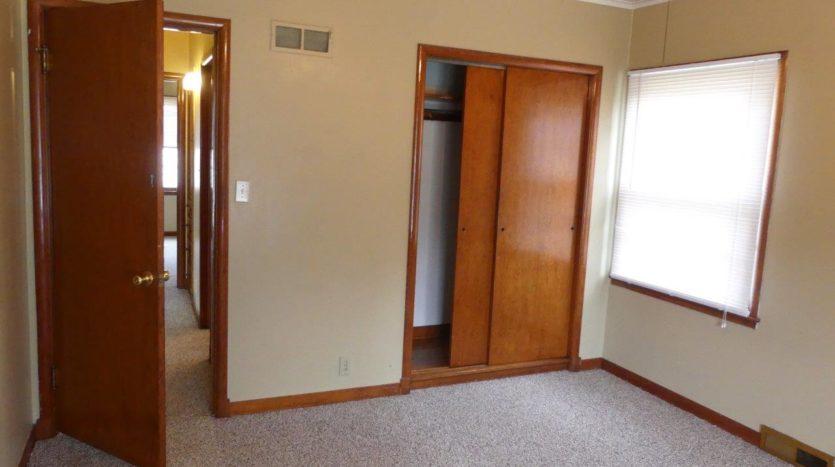 803 6th Street in Brookings, SD - 2nd Bedroom Closet