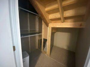 1309 5th Street in Brookings, SD - Bedroom 2 Closet