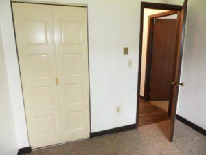Volga Manor Apartments in Volga, SD - 2nd Bedroom Closet