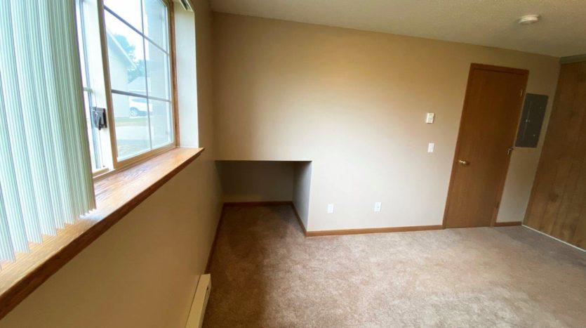 Springwood Townhomes in Watertown, SD - Bedroom 2 Bonus Storage