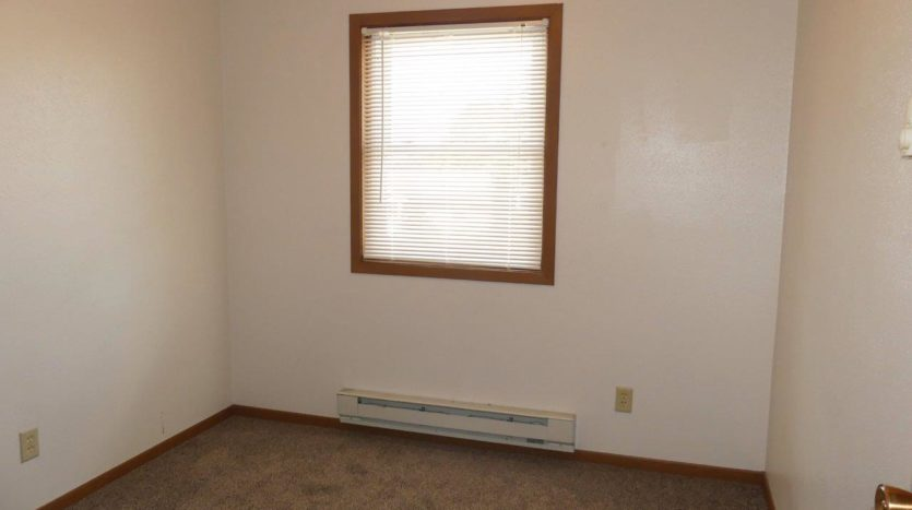 Pheasant Valley Courtyard Townhomes in Milbank, SD - Bedroom 3