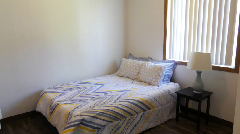 Lakeview Terrace Apartments in Chamberlain, SD - Bedroom