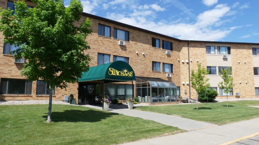 Sunchase Apartments in Brookings, SD - Exterior