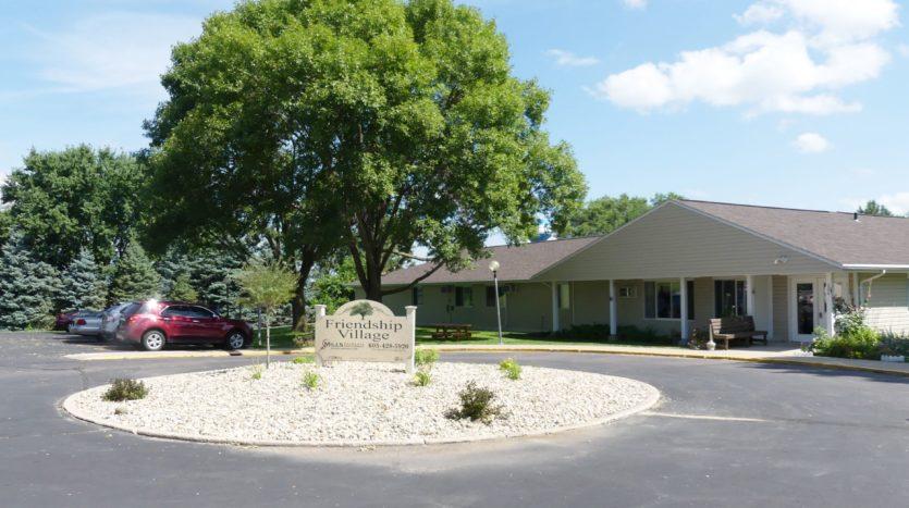 Friendship Village Apartments in Dell Rapids, SD - Exterior