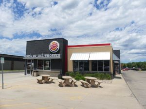 Village Square Mall in Brookings, SD - Burger King