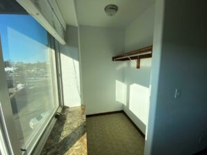 Downtown Lofts in Brookings, SD - 2 Bed Apartment Bedroom 1 Closet