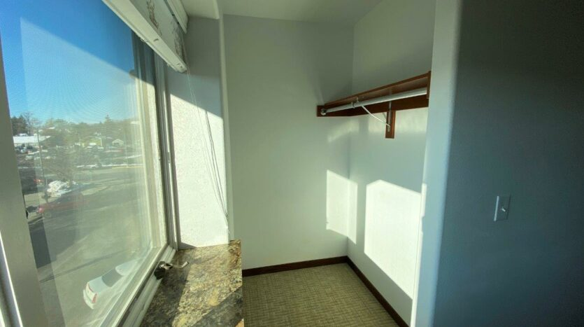 Downtown Lofts in Brookings, SD - Bedroom 1 Closet